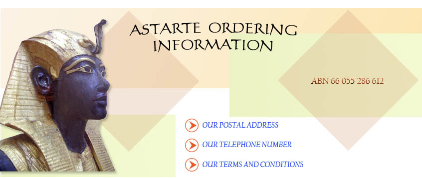 All our Ordering Information
