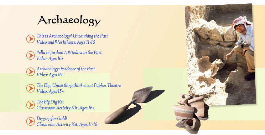 The World of Archaeology