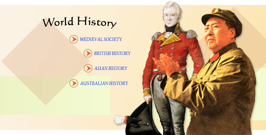 History from around the World